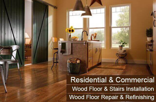 Superior Hardwood Flooring Services