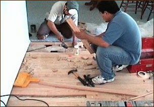 hardwood floor repair refinishing long beach los angeles orange county ca. Black Bedroom Furniture Sets. Home Design Ideas
