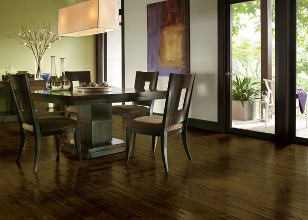 Century Estate Hardwood Floor