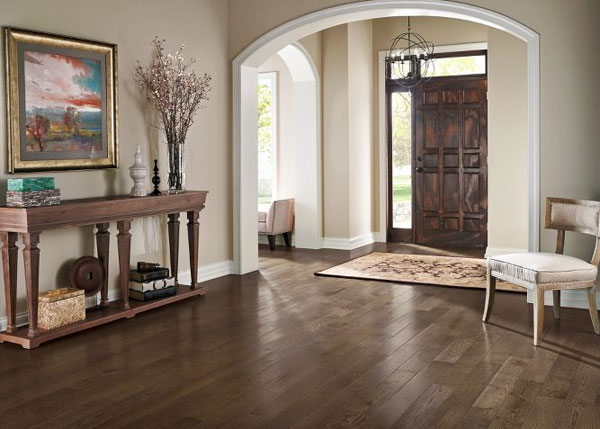 Dovetail Hardwood Flooring