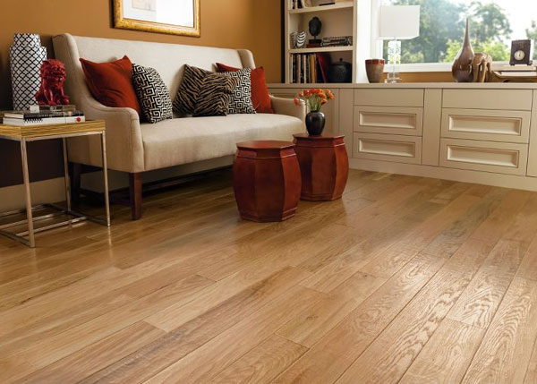 Wood Floor Installation Service
