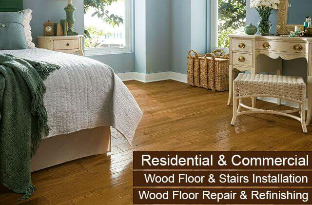 Residential, Commercial Floors
