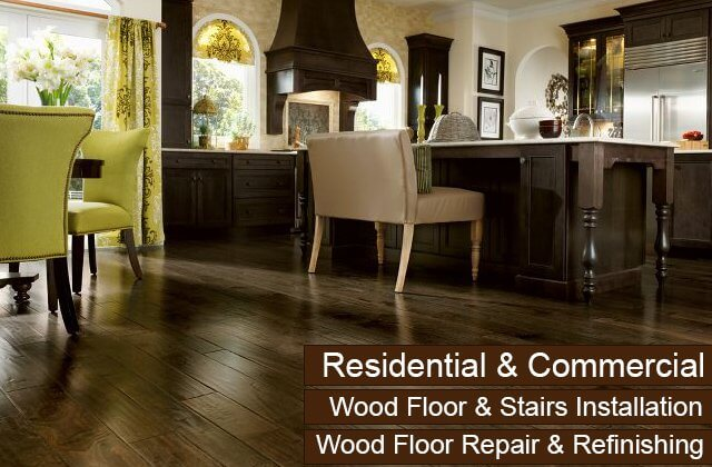 Best Hardwood Floor Services