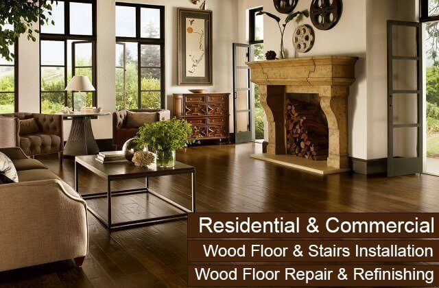 Hardwood Floor Reconditioning